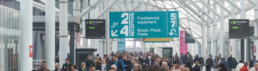Visit us at Host 2017 in Milan